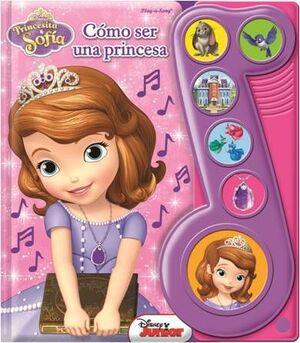 LA NOTA MUSICAL PRINCESA SOFIA LMN 6B