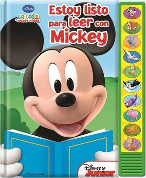ESTOY LISTO PARA LEER DE MICKEY IRR
