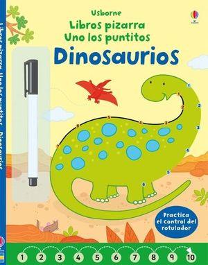 DINOSAURIOS LIBRO PIZARRA