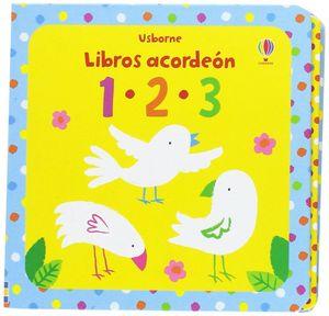 LIBROS ACORDEON 123