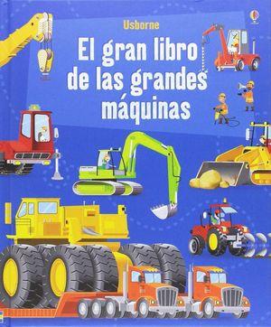 EL GRAN LIBRO DE LAS GRANDES MAQUINAS