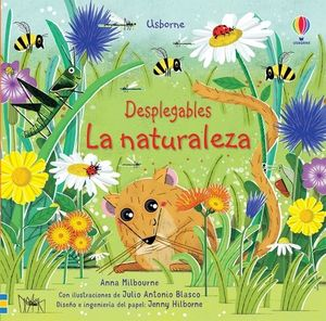 DESPLEGABLES LA NATURALEZA