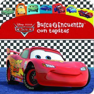 LEVANTA TAPITAS BUSCA Y ENCUENTRA  CARS LAF