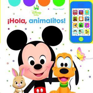 ¡HOLA, ANIMALITOS!