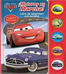 LIBRO MUSICAL 7 BOTONES TOY STORY 4