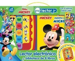 LECTOR ELECTRONICO JUNIOR MICKEY
