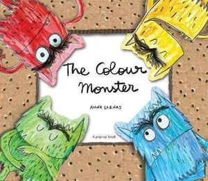 THE COLOUR MONSTER POP UP