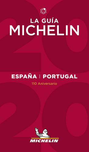 GUIA ROJA ESPAÑA PORTUGAL 2020