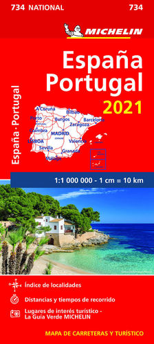 M. NATIONAL ESPAÑA-PORTUGAL 2021