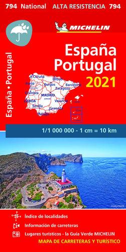 M. NATIONAL ESP- PORT ALTA RESIST 2021