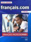 FRANÇAIS.COM DEBUTANT 2 ÈME ÉD - LIVRE - CD ROM