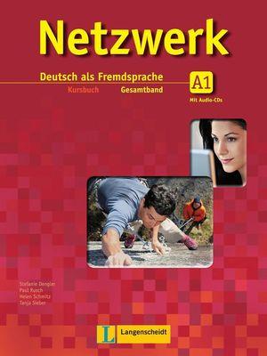 NETZWERK A1, LIBRO DEL ALUMNO + 2 CD