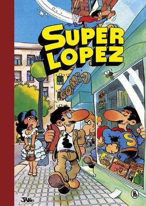 AVENTURAS DE SUPERLOPEZ  EL SUPERGRUPO  ITODOS CONTRA UNO, UNO CONTRA TODOS!