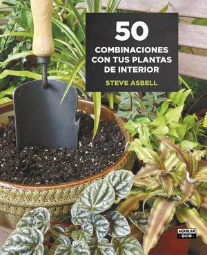 50 COMBINACIONES CON TUS PLANTAS DE INTERIOR