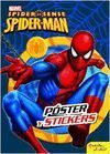 SPIDER-MAN POSTER Y STICKERS