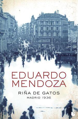 RIÑA DE GATOS MADRID 1936