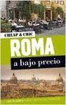 ROMA A BAJO PRECIO