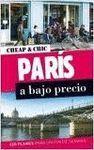 PARIS A BAJO PRECIO