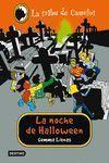 CARLOTA Y EL MISTERIO DE LA NOCHE DE HALLOWEEN