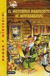 EL MISTERIOSO MANUSCRITO DE NOSTRARRATUS N 3