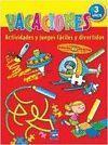VACACIONES 3 AÑOS