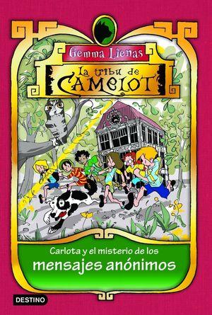 CARLOTA Y EL MISTERIO DE LOS MENSAJES ANONIMOS