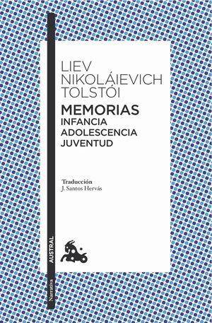 MEMORIAS. INFANCIA/ADOLESCENCIA/JUVENTUD