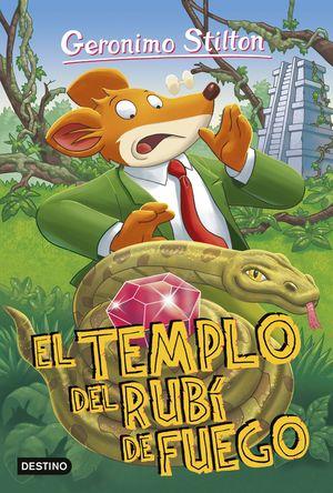 EL TEMPLO DEL RUBÍ DE FUEGO