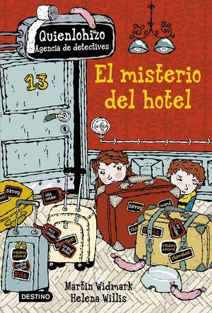 EL MISTERIO DEL HOTEL
