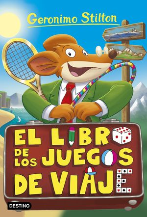 GS34N EL LIBRO DE LOS JUEGOS DE VIAJE