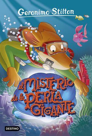 GS57N EL MISTERIO DE LA PERLA GIGANTE
