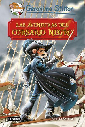 LAS AVENTURAS DEL CORSARIO NEGRO