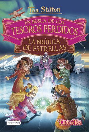 EN BUSCA DE LOS TESOROS PERDIDOS: LA BRÚJULA DE ESTRELLAS