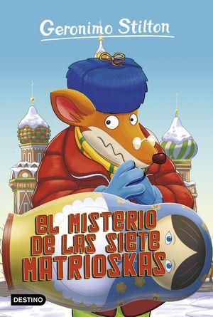 72.EL MISTERIO DE LAS SIETE MATRIOSKAS