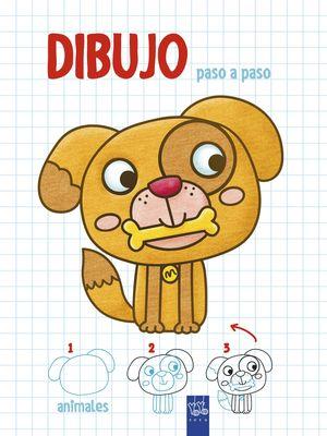 ANIMALES. DIBUJO PASO A PASO