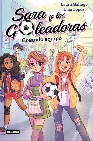 CREANDO EQUIPO