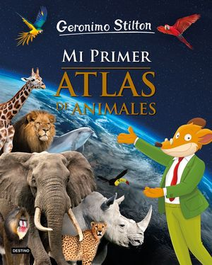 GS. MI PRIMER ATLAS DE ANIMALES