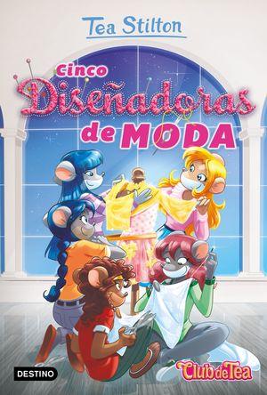 CINCO DISEÑADORAS DE MODA