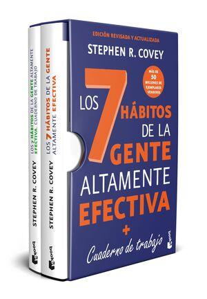 ESTUCHE LOS 7 HÁBITOS DE LA GENTE ALTAMENTE EFECTIVA + CUADERNO D