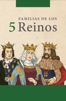 BARAJA FAMILIAS DE LOS 5 REINOS