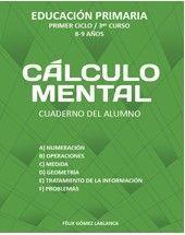 CALCULO MENTAL CUADERNO ALUMNO 3º EP