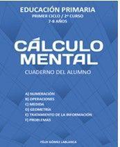 CALCULO MENTAL CUADERNO ALUMNO 2º EP