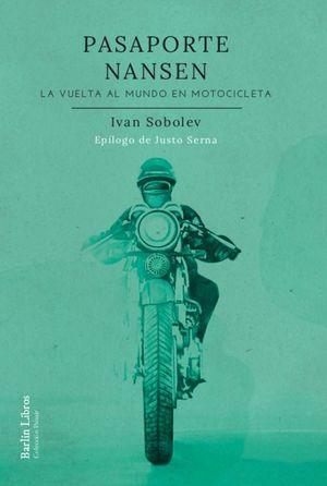 PASAPORTE NANSEN VUELTA MUNDO MOTOCICLET