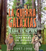 GUERRA DE LAS GALAXIAS MADE IN SPAIN HISTORIA STAR WARS 3