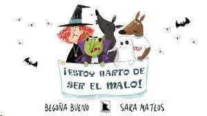 ¡ESTOY HARTO DE SER EL MALO!