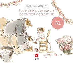 EL GRAN LIBRO CON POP UP DE ERNEST Y CELESTINE
