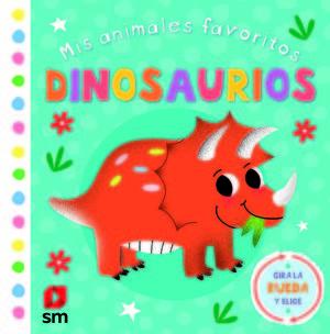 MIS ANIMALES FAVORITOS. DINOSAURIOS (0-2 AÑOS) (L.TACTO)