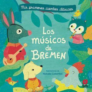 LOS MUSICOS DE BREMEN (NATALIA COLOMBO)
