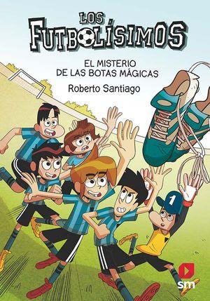 MISTERIO DE LAS BOTAS MÁGICAS