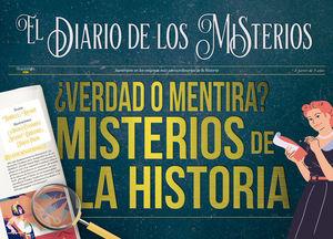 VERDAD O MENTIRA-MISTERIOS DE LA HISTORIA